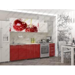 """Кухня """"Черешня""""  2,0 м"""